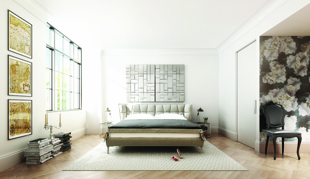 Silverback Development 50 Clinton master bedroom large