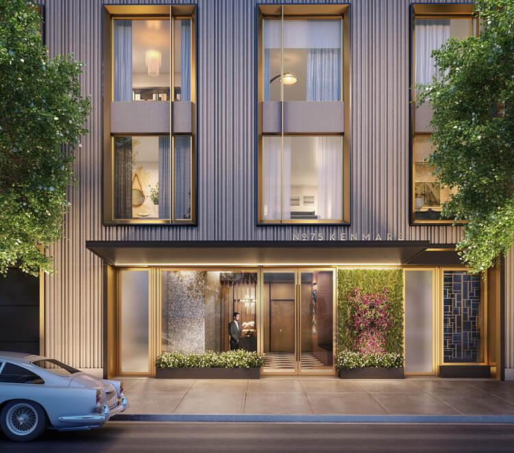 silverback development, silverback real estate, silverback, silverback new york city, silverback nyc, 75 kenmare, street view-4