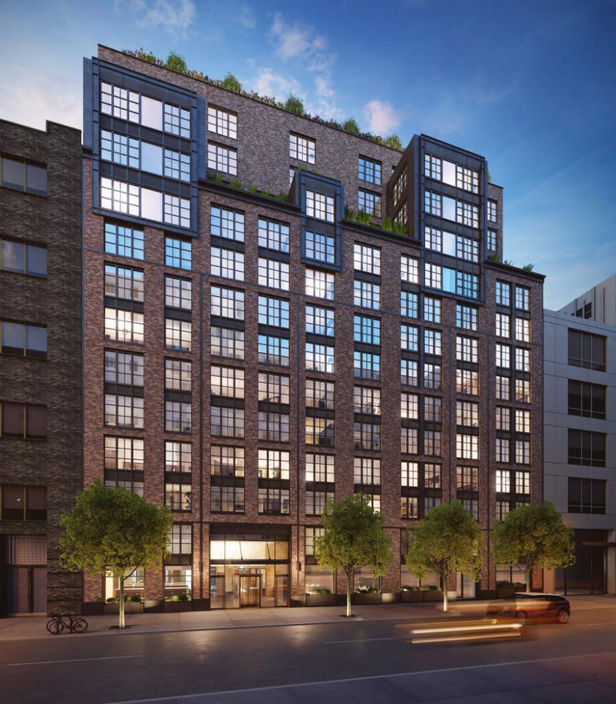 silverback development, silverback real estate, silverback, silverback new york city, silverback nyc, 535 west 43rd, street view